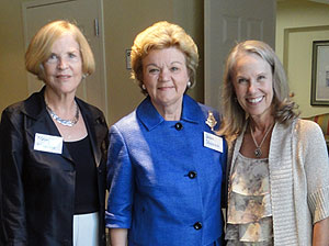 Mary McIntire, Susanne M. Glasscock and Janet Hoagland-Sorensen