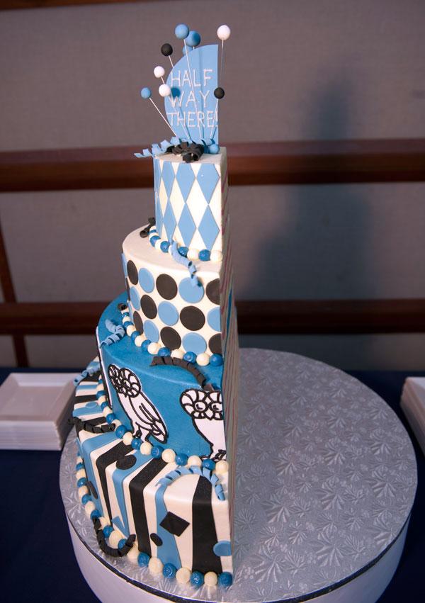 Halfway Cake
