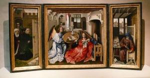 Merode Altarpiece