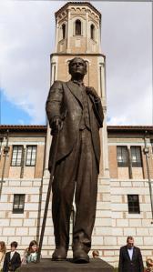 Lovett Statue