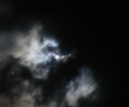 Eclipse Shot