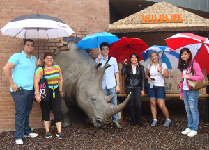 ESL Students at the Zoo