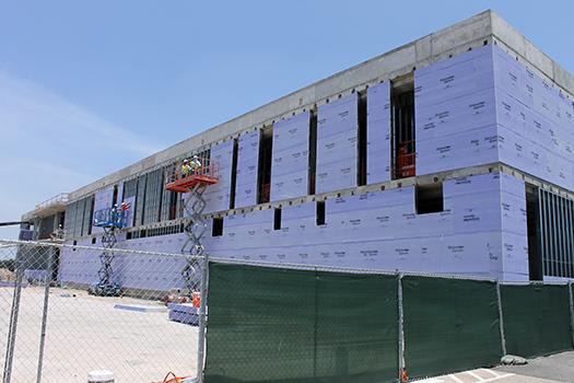 New Building, June 28, 2013