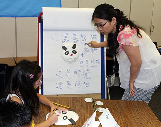 STARTALK Chinese Student Enrichment Program