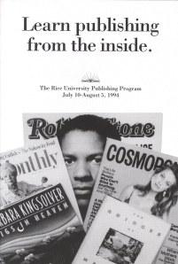 1994 brochure