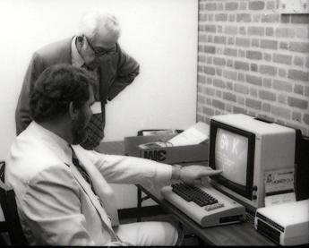 Computer course, Spring 1984