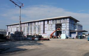 ACC Building Under Construction