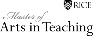 Master of Arts in Teaching logo