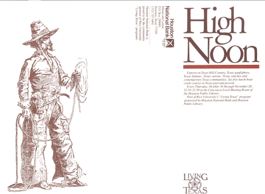High Noon Brochure