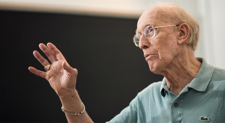 Dennis Huston Teaching