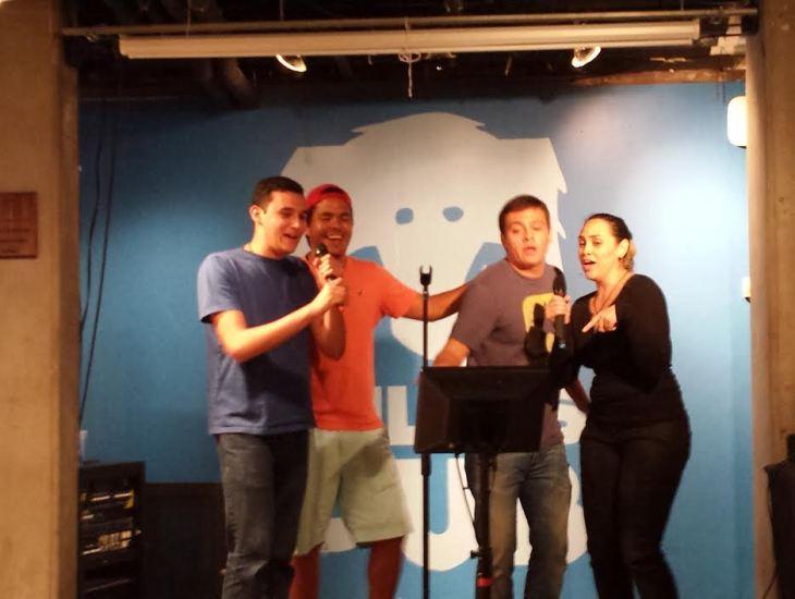 ESL Karaoke Party
