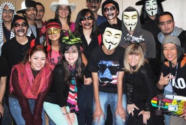 ESL Halloween Party
