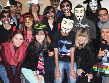 ESL Halloween Party