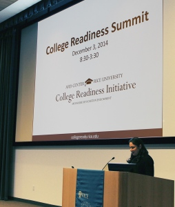 College Readiness Summit
