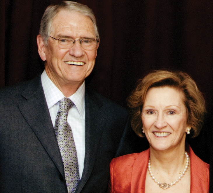 Harriett and Joe Foster