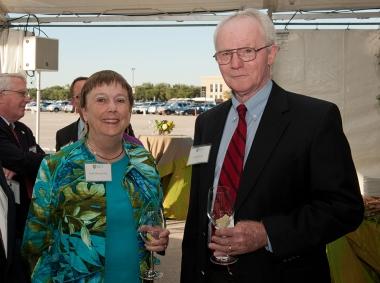 Anne and Bob Baillio