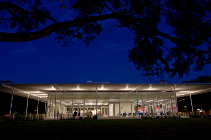Brochstein Pavillion