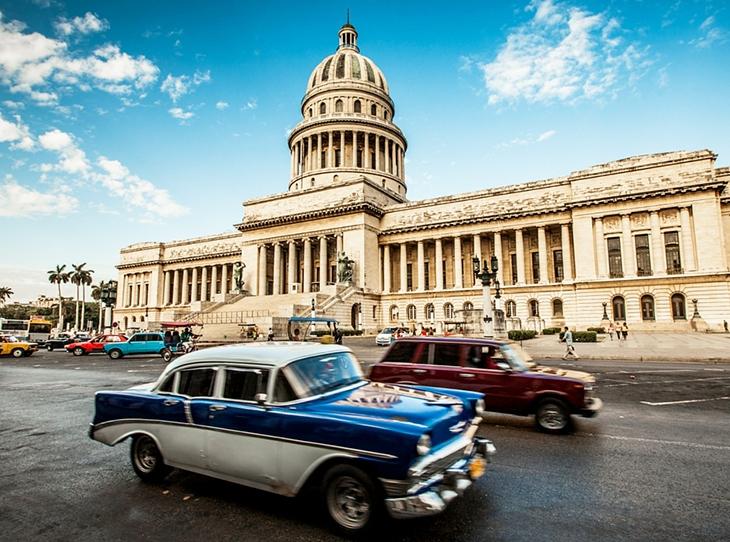Cuba Capitol Building